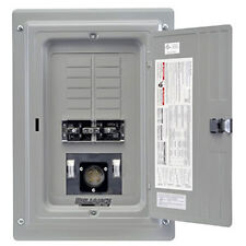 Reliance Controls 100-Amp Indoor Transfer Panel w/ 30-Amp Power Inlet