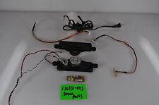 PANASONIC TC-L32C5 Small Parts Repair Kit SPEAKERS; POWER CORD; LVDS CABLE; IR B