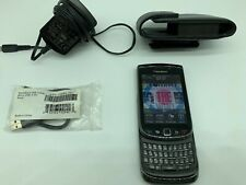 BLACKBERRY 9800 TORCH usado cargador USB y caso incluido