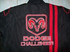 NEU DODGE SRT8 CHALLENGER Fan - Jacke schwarz(rot) jacket veste jas giacca jakka