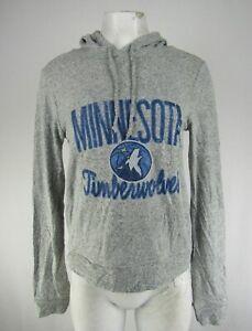 Minnesota Timberwolves NBA Fanatics Women's Plush Fleece Pullover Sweatshirt