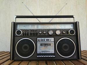 Vintage Rare National Panasonic RS - 4360 DFT  Boombox Ghettoblaster Jumbo