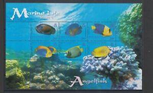 BIOT 2006 Marine Life Angelfish M/S MH per scan .. hinge remnant