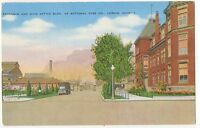 Main Office Building of National Tube Company LORAIN OH - Vintage Ohio Postcard