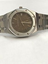 Audemars Piguet Royal Oak Vintage 36mm tropical dial