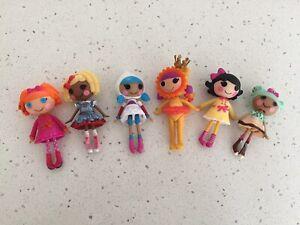 Mini Lalaloopsy Dolls Mixed Assorted