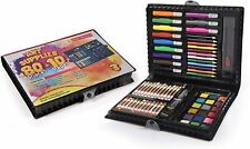 Art Set for Kids - 80 Pieces of Art Supplies   Drawing Painting and Coloring Set