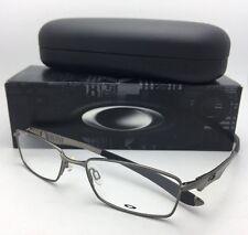 New OAKLEY Eyeglasses WINGSPAN OX5040-0253 53-17 138 Brushed Chrome Frames