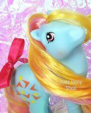 HQG1C Custom Vintage G1 Pretty Mane MLP Style Pony  🧡 RHYME 🧡 Artistry Girl!