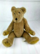 """The Boyds Collection Bubba Bears Bubba Teddy Bear 16"""" Plush Jointed"""
