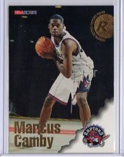 MARCUS CAMBY 1996-97 Hoops RC #282 ($.50 SHIPPING)