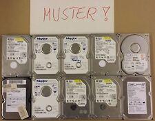 160 GB IDE Festplatte, 3,5 Zoll - verschiedene Hersteller. Getestet und OK !!!!