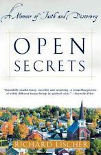 Open Secrets: A Memoir of Faith and Discovery Lischer, Richard Paperback