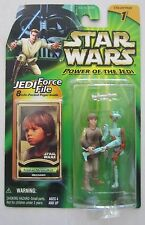 Anakin Skywalker Mechanic Star Wars Power of The Jedi Collection 1 Action Figure