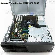 Barebone Unit For Lenovo ThinkCentre M92P SFF 3209