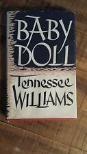 BABY DOLL / Tennessee Williams, 1st UK Edition, 1957
