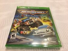 Micro Machines World Series (Microsoft Xbox One, 2017) New~Sealed Fast Ship