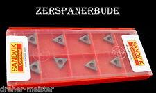 10 Wendeplatten TCGX 090204-AL H10  von Sandvik Neu OVP, TCGX 1.8(1.5)1-AL H10