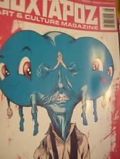 Juxtapoz Art & Culture Magazine August 2007 -Alex Pardee/Megan Whitmarsh/Ron Eng