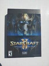 StarCraft II 2: Legacy of the Void (PC Windows/Mac, 2015) New & Factory Sealed