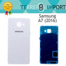 Tapa Trasera Bateria Cristal Blanco Repuesto Samsung Galaxy A7 (2016) A710F