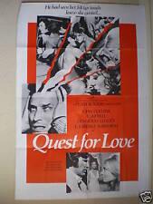 Drama Original UK Quad Film Posters (1970s)