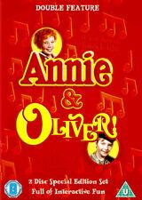 Oliver! / Annie DVD | (2 Discs) (1968)