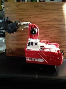 Transformers SCVNGR THK-1139 Devastator Decepticon Scavenger 2008