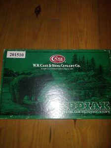 Case Kodiak SS knife set, New, Mint condition, Never used