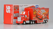 Disney Pixar Cars  Tomy Tomica  Mack Truck Trailer Toy Car New 95#