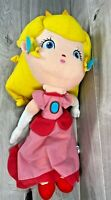 "NINTENDO SUPER MARIO EXTRA LARGE 24"" PRINCESS PEACH  PLUSH SOFT TOY BY PMS 2012"
