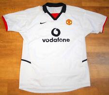 Nike Manchester United 2002/2003 away shirt (Size XLB/S)