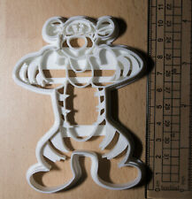 Winnie the pooh Tigger Cookie or fondant  Cutter 3d printed