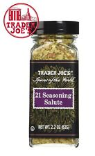 TRADER JOE'S 21 Seasoning Salute spice blend salt-free Org Trader Joe's Spices