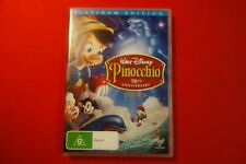 Walt Disney Pinocchio - DVD - Free Postage !!