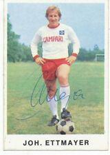 Johann Ettmayer  Hamburger SV  1975/76 Bergmann SB signiert 404438