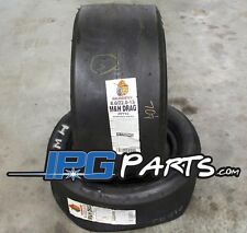 "(2) M&H M and H Racemaster Race Tires Drag Slicks 22x8x13 22"" x 8"" x 13"" MHR-003"