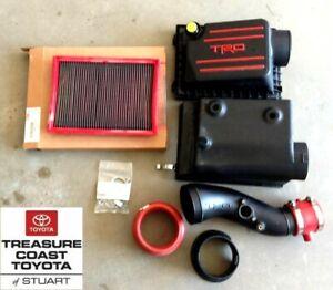 NEW TOYOTA TACOMA & FJ CRUISER OEM TRD COLD AIR INTAKE FOR V6 4.0 LITERS