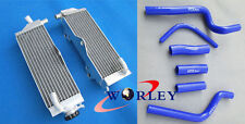 HONDA CR500R CR500 1991-2001 92 93 94 95 96 97 98 Aluminum Radiator & hose BLUE