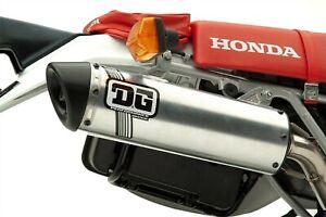 DG V2 Slip On Exhaust, Pipe , Muffler, Honda XR650L 071-2670