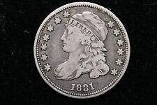 1831 United States. Dime.