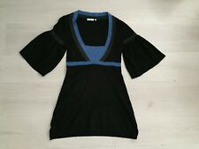 NEW LOOK SOFT TOUCH FLARED SLEEVES LONG JUMPER SIZE 12