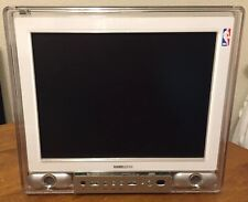 Hannspree NBA Logo Panel TV Gaming Screen Television Remote No Box Hoop Jordan