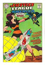 Justice League Of America 60 (Vf/Nm) Queen Bee Movie 2017 (Free Shipping) *