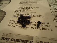 Pioneer SA-8800 Stereo Amplifier Parting Out Bottom Cover Screws Complete Set