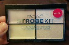 Technic STROBE Kit- Cream & Powder 4 shades Highlighters- **LOW WORLD SHIPPING**