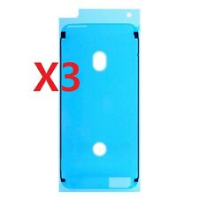 3X LCD Pre-Cut Double Sided Tape Adhesive Sticker Front Housing For iPhone 7 USA