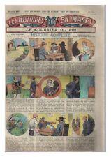 les HISTOIRES EN IMAGES 1931 N°  897 COURRIER DU ROI