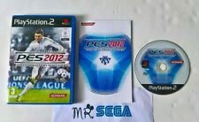 PRO EVOLUTION SOCCER 2012 PES12 for the PLAYSTATION 2 'VERY RARE & HARD TO FIND'