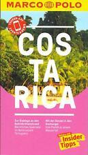 Costa Rica Schildkrötenstrand...Marco Polo Reiseführer & Extra-Faltkarte 2019